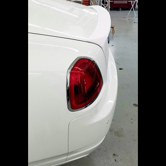 2010-2016 Rolls-Royce Ghost Tesoro Style Rear Trunk Lip Spoiler