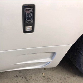 2013-2018 Rolls-Royce Wraith LUXE-GT Style Side Skirts