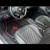 2010-2015 Ferrari 458 Italia 2 Front Custom German Velour Floor Mats