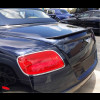 2012-2015  Bentley Continental GTC Sport Style Rear Lip Spoiler