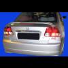 2001-2005 Honda Civic Sedan Factory Style Rear Wing Spoiler w/Light