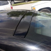 2001-2007 Mercedes C-Class Coupe Euro Style Rear Roof Spoiler