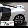 2006-2012 Audi R8 Linea Tesoro Rear Wing Spoiler