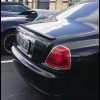 2010-2016  Rolls Royce Ghost Tuner Style Rear Trunk Lip Spoiler