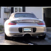 1997-2004 Porsche Boxster Aero Style Rear Wing Spoiler w/Brake Light