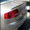 2004-2009 Audi A8 Euro M3 Style Rear Lip Spoiler