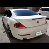 2007-2011 BMW 6-Series Coupe LT Style Rear Lip Spoiler