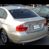2005-2011 BMW 3-Series Sedan Factory Style Rear Lip Spoiler