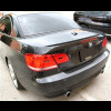 2007-2011 BMW 3-Series Convertible M3 Style Rear Lip Spoiler