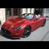 2010-2015 Maserati GranCabrio MC SportLine-Style 2pc Front Lip Spoilers