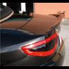 2010-2017 Maserati GranCabrio LT-Style Rear Lip Spoiler
