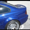 1999-2005 BMW 3-Series Coupe M3 CSL Style Rear Lip Spoiler
