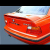 1992-1998 BMW 3-Series Sedan Factory Style M3 Rear Wing Spoiler w/Brake Light