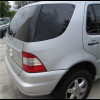 1997-2004 Mercedes ML Euro Style Hatch Lip Spoiler