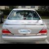 1992-1998 Mercedes S-Class Sedan L-Style Rear Wing Spoiler