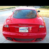 2002-2007 Maserati GranSport Coupe Factory Style Rear Lip Spoiler