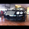 2005-2009 Bentley Continental GTC Euro Style Front Lip Spoiler