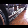 2005-2009 Bentley Continental GTC Euro Style Side Skirts
