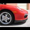 2005-2008 Porsche Boxster Euro Style Real Carbon Fiber Front Lip Spoiler