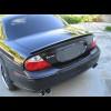 2000-2004 Jaguar S-Type Factory Style Type R  Rear Lip Spoiler
