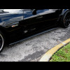 2005+ Chevy Corvette Z06 C6 Tuner Style Side Skirts