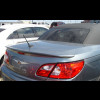 2008-2010 Chrysler Sebring Convertible Tuner Style Rear Lip Spoiler