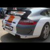 2009-2011 Porsche 911 / 997 GT3 Style Rear Bumper w/Mesh
