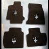 2004-2012 Maserati Quattroporte German Velour Front & Rear Floor Mats