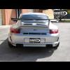 2005-2008 Porsche 911 / 997 GT3 RS Style Rear Bumper