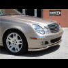 2003-2006 Mercedes E-Class Euro Style Front Lip Spoiler