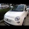 2007-2016 Fiat 500 Front Hood Cowel Spoiler
