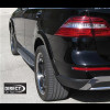 2011-2014 Mercedes ML Tesoro Style 8pc Fender Flare Set