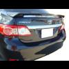 2011-2013 Toyota Corolla  Factory Style Rear Wing Spoiler w/Light