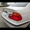 1999-2005 BMW 3-Series Sedan 3pc ACS Style Rear Lip Spoiler