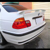 1999-2005 BMW 3-Series Coupe Euro Style Rear Wing Spoiler