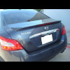 2009-2013 Nissan Maxima Factory Style Spoiler w/Light