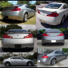2003-2005 Infiniti G35 Coupe Factory Style Rear Wing Spoiler w/Light