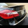 2009-2013  Hyundai Genesis Sedan Tuner Style Rear Trunk Lip Spoiler