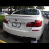 2010-2016 BMW 5-Series Factory Style Rear Lip Spoiler