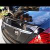 2013-2017 Mercedes S-Class Euro Style Rear Lip Spoiler