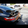 2005-2012 Porsche 911 / 997 Coupe GT3 RS V2 Style Tailbase Wing
