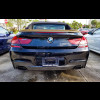 2012-2017 BMW 6 Series Convertible Aero Style Rear Lip Spoiler