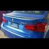 2014-2017 BMW M3 Sport Style Rear Trunk Spoiler