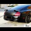 2005-2011 Bentley Continental GT Linea Tesoro Rear Trunk Wing Spoiler