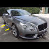2012-2015 Bentley Continental GTC Factory Style Side Skirts