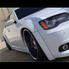 2011-2013 Chrysler 300 & SRT8 Linea Tesoro 14pc WIDE BODY Fender Flare Kit