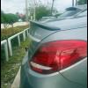 2015-2017 Mercedes C-Class Sedan Sport Style Rear Lip Spoiler