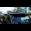 Mercedes Benz G-Class G55,G63,G500,G55 4x4 Squared Roof Light Bar Spoiler