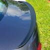 2014-2017 Maserati Ghibli Sportline Style Rear Trunk Lip Spoiler