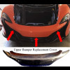 2015-2017 McLaren 650 650S Factory Style Front Top Bumper Cover